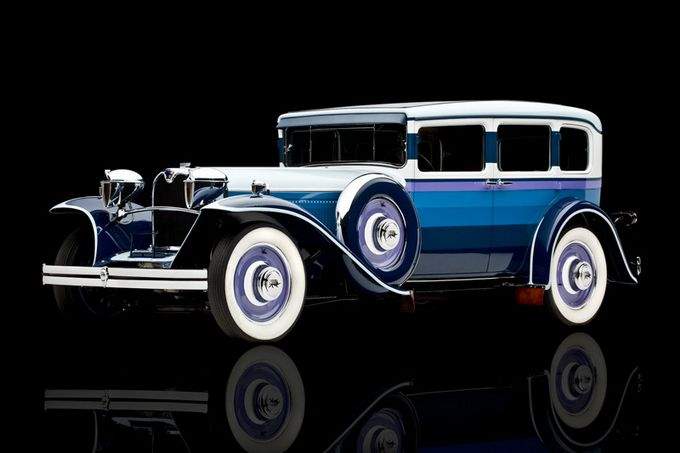 Классические автомобили в объективе Ken Brown
