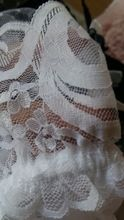 Tienda Online 2016 Mujeres Calientes de Encaje Transparente Neta Tighs Encanto Lace Top botas sobre La Rodilla Mujeres Lencería Medias de Liguero Sexy Stocking conjunto | Aliexpress móvil
