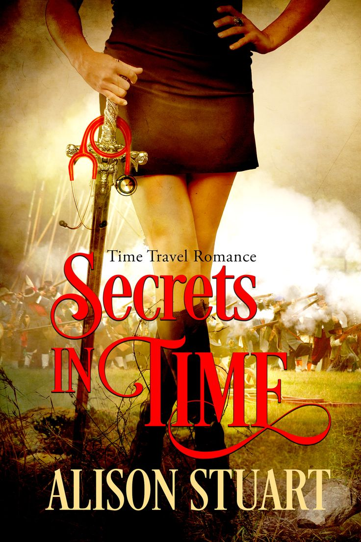 Secrets in Time (3rd ed). August 2015