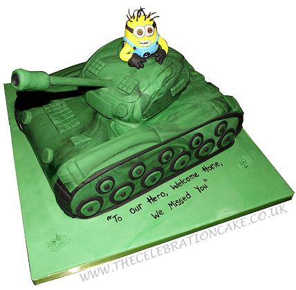 Specialised Celebration Cakes - Boy's Birthday Cakes - lots of novelty cakes all priced