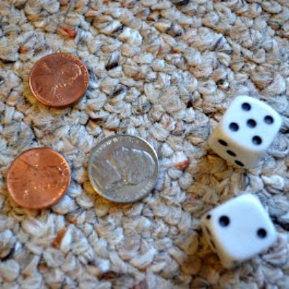 dice roll counting More
