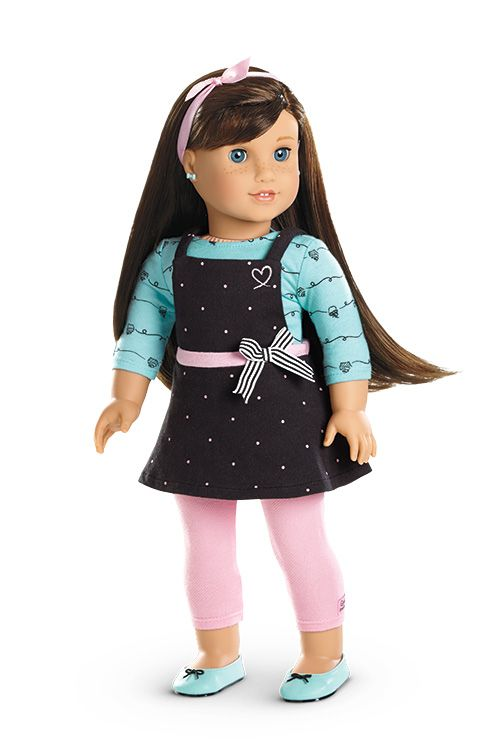 Grace's Baking Outfit for Dolls