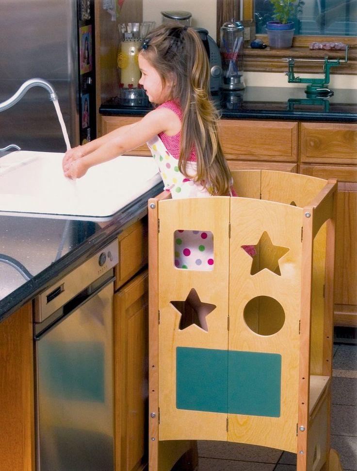 Kitchen Helper Stool | Guidecraft