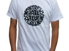 "T-Shirt ""Vintage"" 1972 - white"