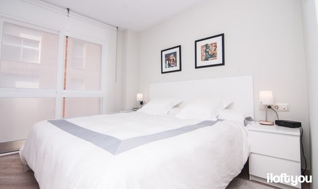 #proyectobonanova2 #iloftyou #interiordesign #ikea #barcelona #lowcost #bedroom #enje #zarahome #malm