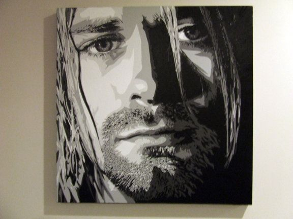Nirvana - Kurt Cobain at his prime