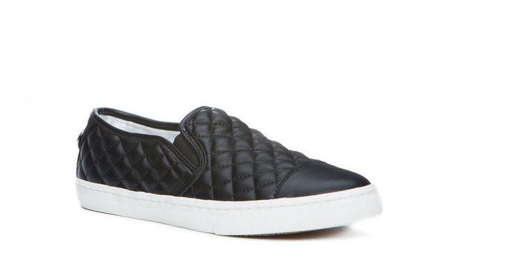 Geox Scarpe primavera estate 2015: le nuove Sneakers da Donna sono metallizzate Geox scarpe primavera estate 2015 slip on