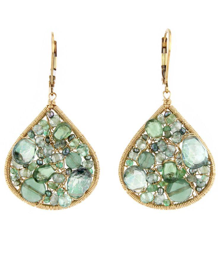 25 best Dana Kellin Earrings images on Pinterest | Drop ...