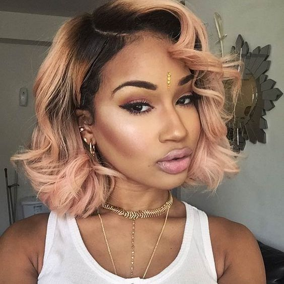 awesome 2016 Spring & Summer Haircut Ideas For Black & African American Women