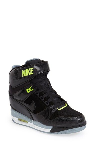 Nike+'Air+Revolution+Sky+Hi'+Sneaker+(Women)+available+at+#Nordstrom actually love!!!