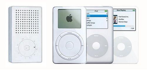 INFLUENCE: Braun T3 Pocket Radio vs Apple iPod