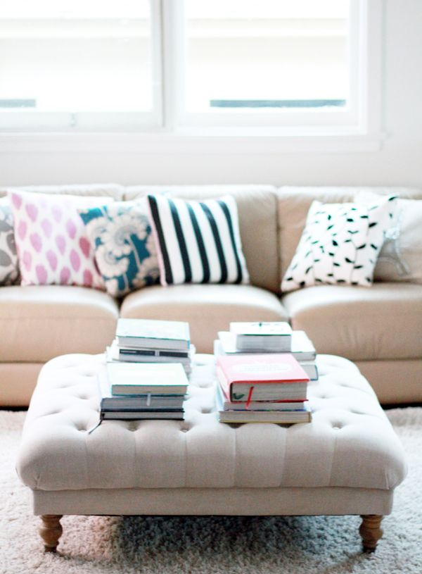 106 best Ottoman Coffee Tables images on Pinterest