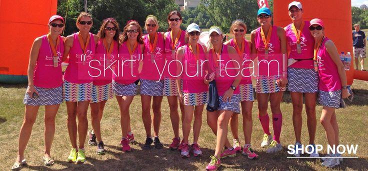 Running Skirts Official Website: Skirt, Skorts or Shorts? Try a Running Skirt