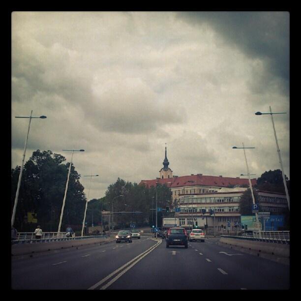 Most zamkowy - Rzeszów