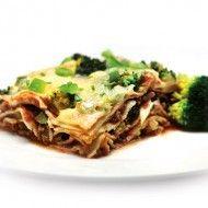 Slanke Lasagne (4 pers)   Fase 3 Diner   Power Slim Nederland   Koolhydraatarme recepten