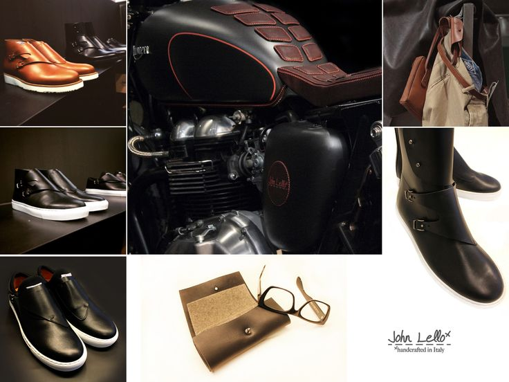 John Lello, handcrafted made in Italy  www.johnlello.com/ www.instagram.com/john_lello/ www.facebook.com/pages/John-Lello/   #shoes #shoestyle #shoesdesign #accessories #design #details #leather #black #handcraft #handmade #madeinitaly