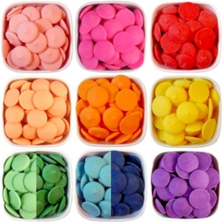 Candy Melt trucs et astuces
