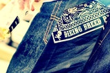 Bandana  dieingbreedapparel.com      dieing breed apparel, dieing breed, men's clothing, men's fashion, men's apparel, apparel, rockabilly, rockabilly clothing, 1950's inspired, greaser, greaser clothing