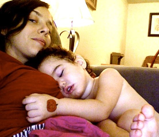how to stop breastfeeding toddler at night