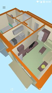 Floor Plan Creator: miniatura da captura de tela