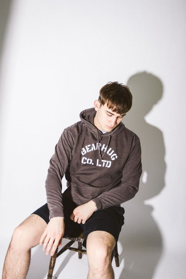 Grab one of our Hoodies or Sweats for the cooler summer evenings!