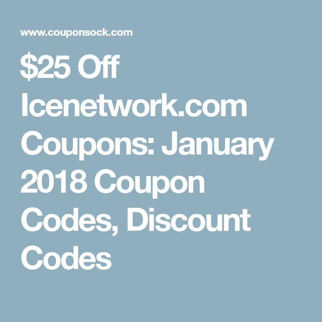 61 best coupons images on pinterest coupon coupons and coupon codes 25 off icenetwork coupons january 2018 coupon codes discount codes malvernweather Choice Image