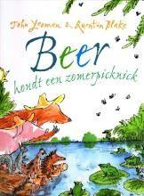 Beer houdt een zomerpicknick - John Yeoman
