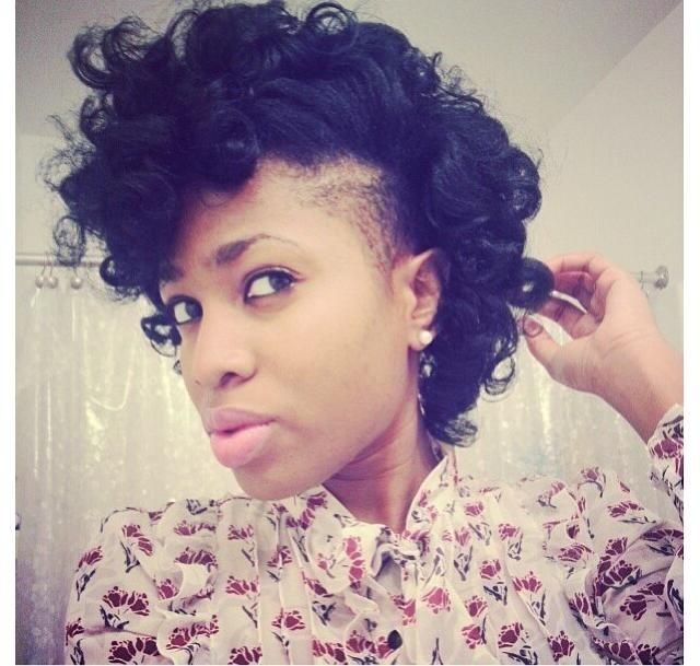 Best Undercut Shaved Heads Images On Pinterest Hair Dos - Undercut hairstyle set