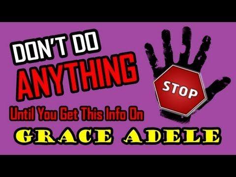 Grace Adele Secrets To Success