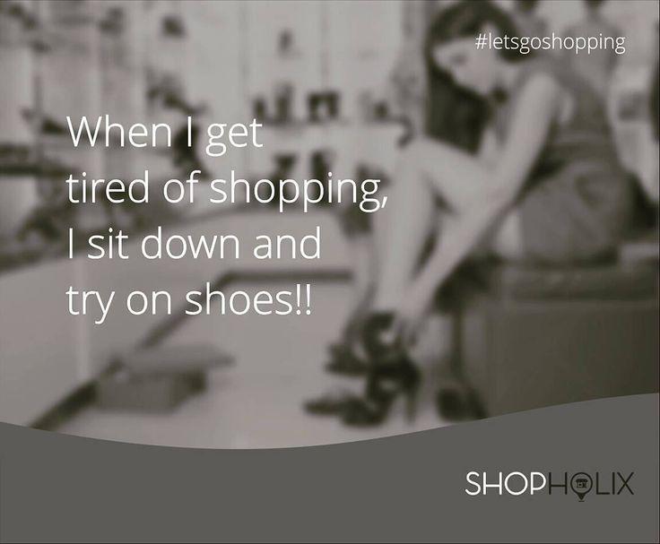To explore shopping destinations around you – download Shopholix app here: goo.gl/zGnVJY #letsgoshopping #letsgooffline www.shopholix.com