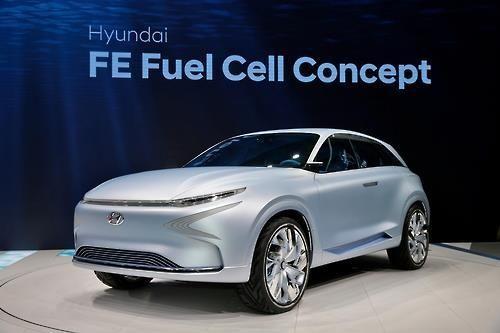 Hydrogène : Hyundai présente un nouveau modèle à Genève