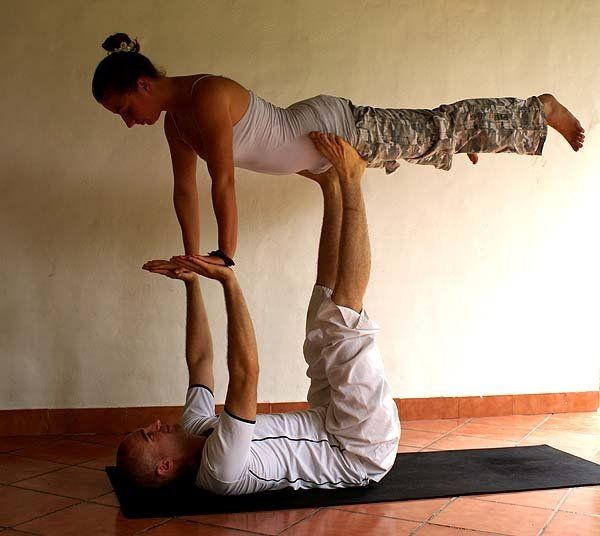 17 Best images about Acro tricks on Pinterest | Yoga poses, Yoga ...