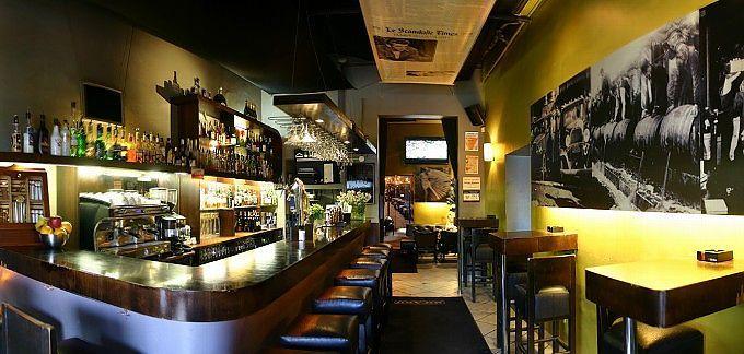 Pomysł na wieczór w Krakowie? Le Scandale! http://apartamenty-florian.pl/blog/restauracja-la-scandale-krakow/