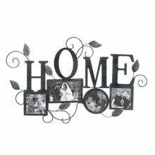 4 Photo Home Wall Frame