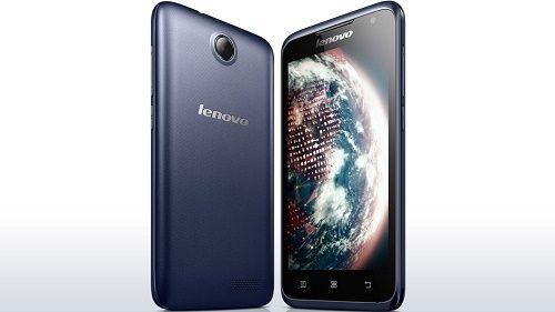 Review Lenovo A526