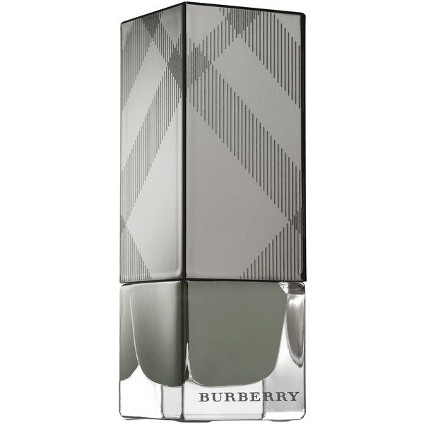 BURBERRY Autumn/Winter 2015 Nail Polish (1,470 INR) ❤ liked on Polyvore featuring beauty products, nail care, nail polish and burberry