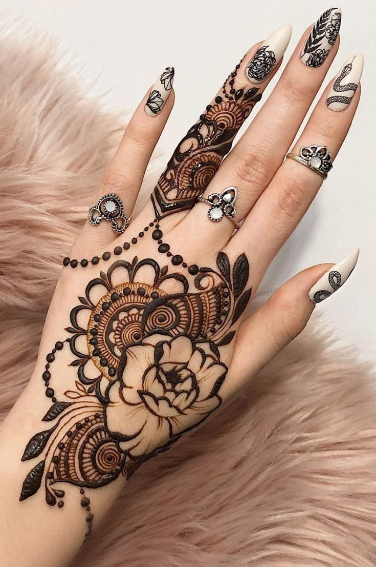 32 Free Henna Tattoo Design You Can Do Best Henna Drawings At Home New 2019 Page 13 Of 32 Eeasyknitting Com Henna Tattoo Designs Hand Henna Tattoo Designs Henna Tattoo Hand