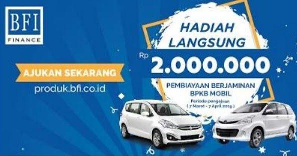 Pinjaman Uang Di Bank Bca Jaminan Bpkb Motor - Soal Tematik