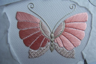 #4 of 7 Also see my  EMBRODERY TUTORIALS board. Threads Across the Web: Flutterbies  threadsacrosstheweb.blogspot.co.uk