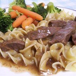 Round Steak Sauerbraten Allrecipes.com