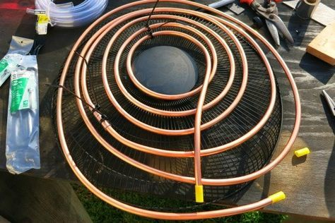 DIY Air Conditioning Fan, Justin DiPego