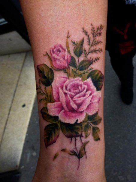 small no outline flower tattoo - Google Search