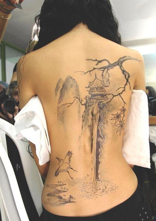 Des inspirations de tatouages japonais