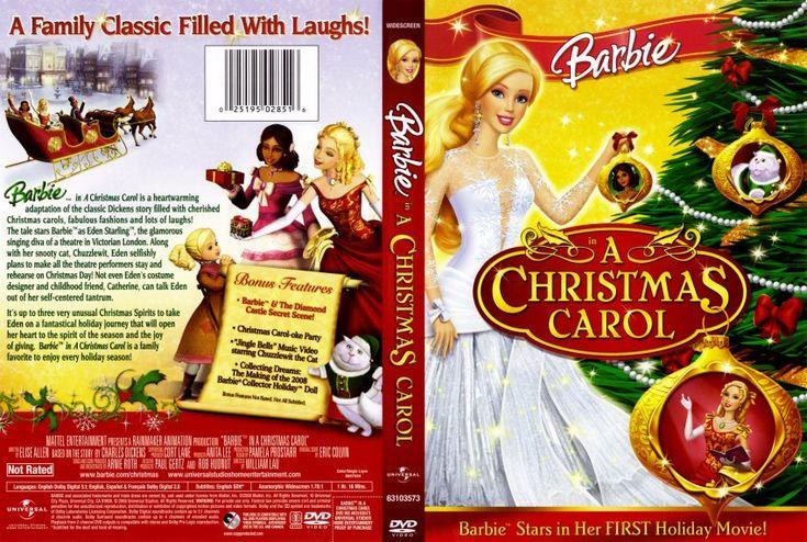Barbie-Movies-DVD-cover | Miniaturas y Cajas