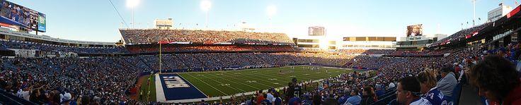 Ralph Wilson Stadium , Orchard Park, NY
