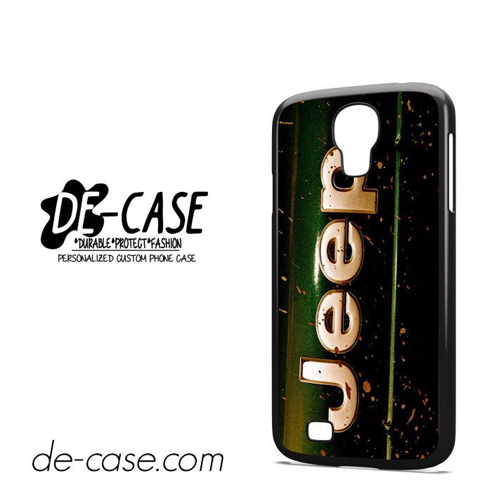 Jeep DEAL-5844 Samsung Phonecase Cover For Samsung Galaxy S4 / S4 Mini
