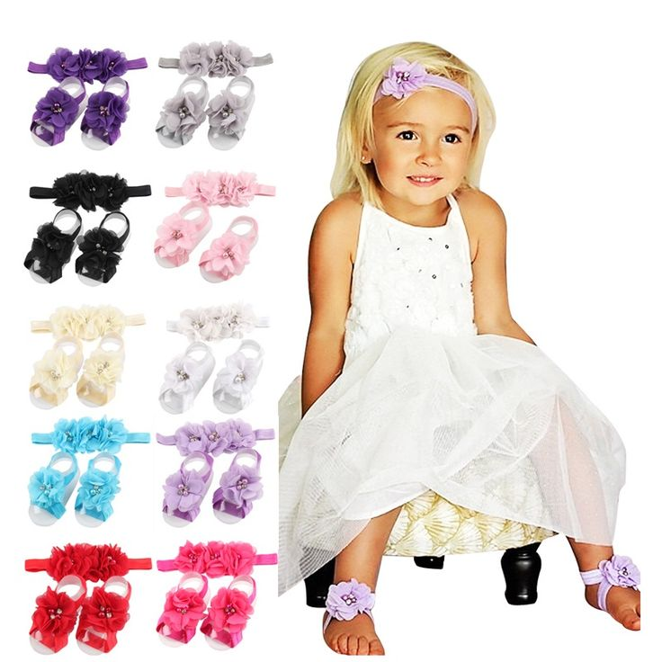 Buy now Newborn Baby Girls Pretty Flower Headband Barefoot Sandal Sets Hair accessories.Motherscare Mom Care For your Baby Kids Clothing. Motherhood. Top Baby Products New Born Products Shop. Buy at https://bayfrontshop.com Free Shipping Delivery to USA, Canada, Europe, UK, Germany, Russia, Asia, Australia,New Zealand, Singapore, Malaysia, Japan, Korea, Taiwan and many other countries. WORLDWIDE SHIPPING. (Except some countries …