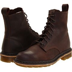Updated and Upgraded Dr. Martens | Nero Brown