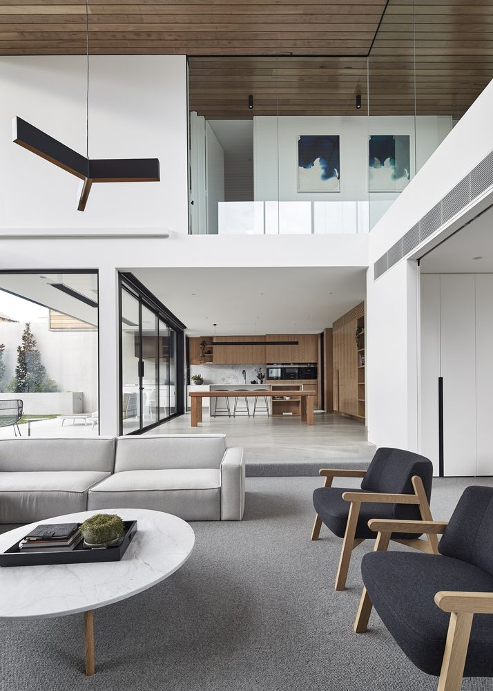 Gallery Of Bloomfield House Fgr Architects 2 Minimal Interior Design Interior Design Minimalism Interior