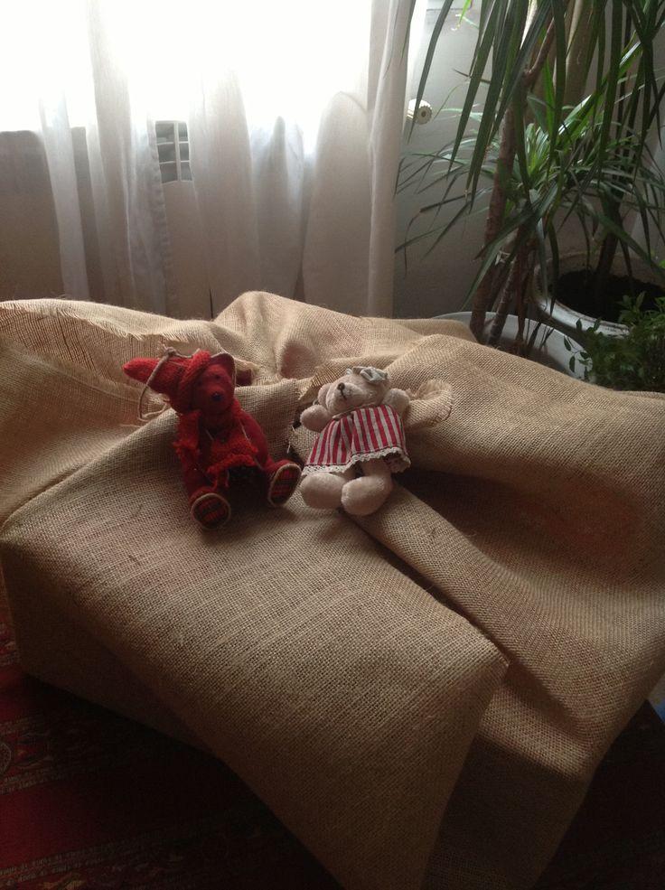 Babbo Natale ha lasciato un pacco per il mio cucciolotto!